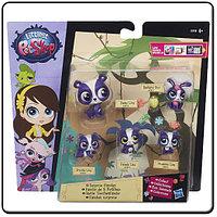 """Hasbro Littlest Pet Shop """"Большая семейка"""" - Панды"""