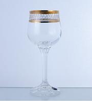 Фужеры для вина Diana 190мл 6шт (Crystalex, Чехия)