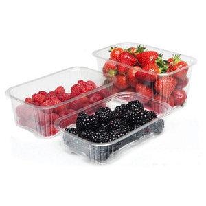 упаковка для фруктов, ягод и овощей