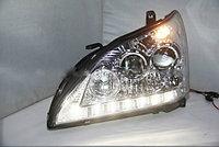 Передние фары RX330 RX300 R350 Angel Eyes 2004-08, фото 1