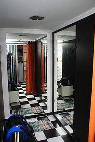Установка зеркала в примерочную (2 октября 2015) 1