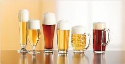 Бокалы и фужеры для пива