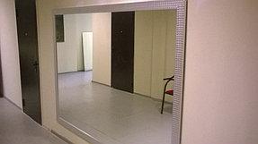 Установка зеркал в офисе (7 августа 2015) 4