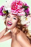 Питательный шампунь для восстановления волос Selective Natural Flowers Nutri Shampoo 250 мл., фото 2