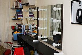 Гримерные зеркала в салон красоты (20 октября 2015) 2