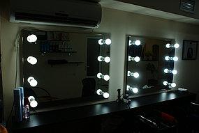 Гримерные зеркала в салон красоты (20 октября 2015) 1
