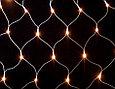 Гирлянда светодиодная СЕТКА 3х3м, теплый, белый, синий, фото 2