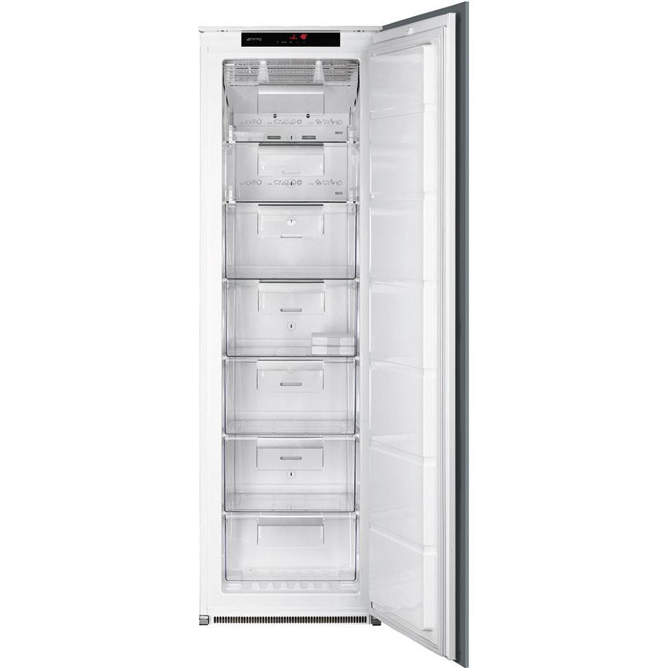 Встраиваемый морозильник Smeg S7220FND2P