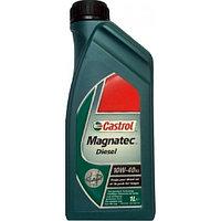 Полусинтетическое моторное масло CASTROL Magnatec Diesel 10W-40 B3 1литр