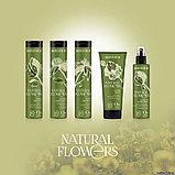Питательный шампунь для восстановления волос Selective Natural Flowers Nutri Shampoo 1000 мл., фото 2