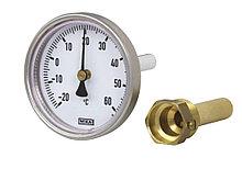 Термометр А5000  G1/2B NG 63 мм, WIKA Германия