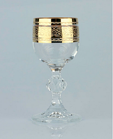 Рюмки для водки Claudia 50мл, 6шт (Crystalex, Чехия)