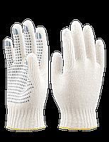 Перчатки рабочие трикотажные с ПВХ Барнаул