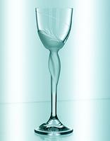 Рюмки для водки Fleur 60мл, 6шт (Crystalex, Чехия)