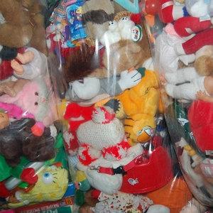 сток игрушек