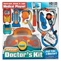"""Игровой набор """"Доктор"""" с инструментами (звук и свет) (Keenway, ), фото 1"""