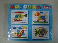 Мозаика 110 деталей 13мм картонная коробка