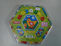 Мозайка 250 деталей, шестигранная коробка, Стеллар