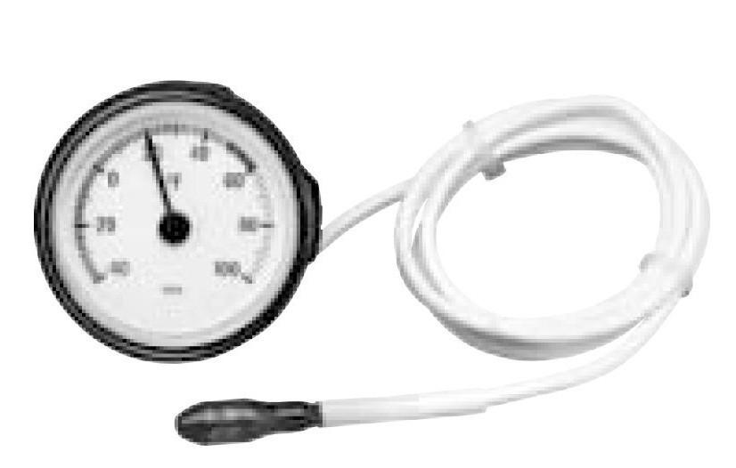 Термометр с капилляром модель IFC