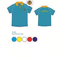 Пошив футболок поло D400