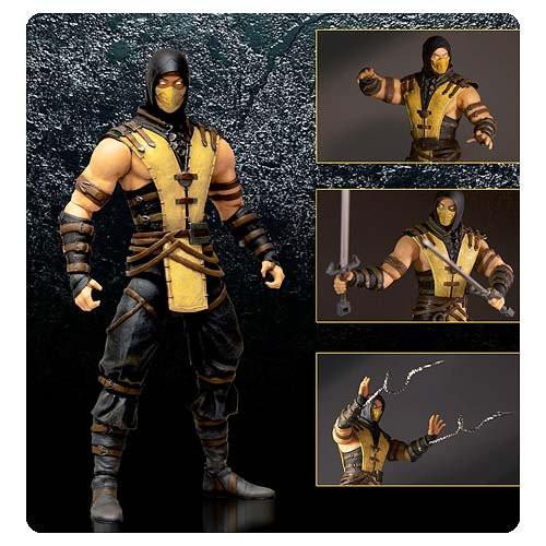 Mortal Kombat X - Скорпион