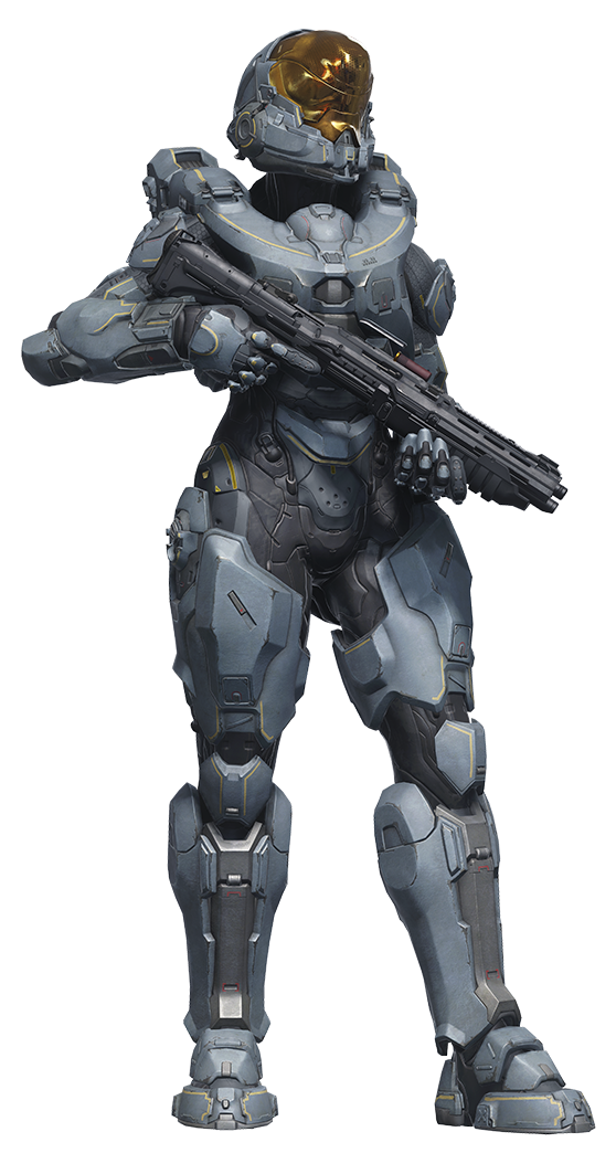 Halo 5 - Spartan Kelly