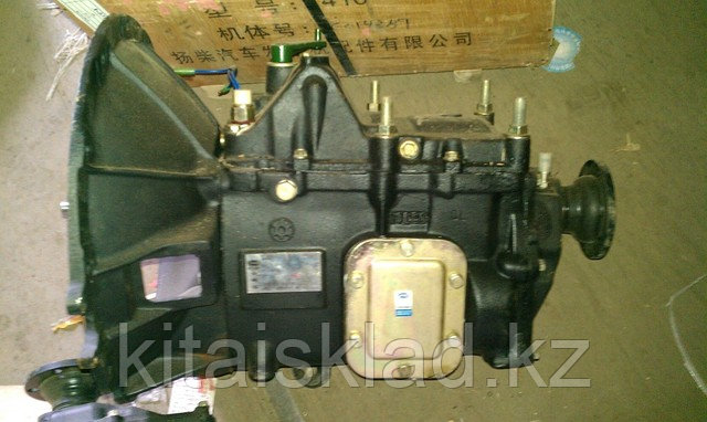 Коробка передач (КПП) LC5T97 (Mudan)
