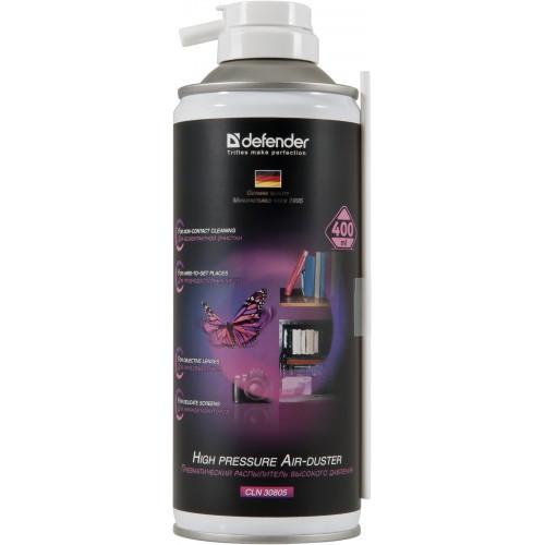 Defender CLN 30805 Пневматический распылитель для очистки ПК (400 мл)