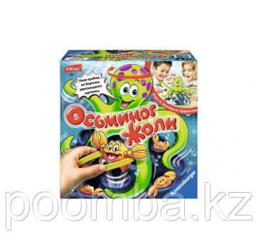 Настольная игра Ravensburger Джолли Осьминог (Jolly Octopus)