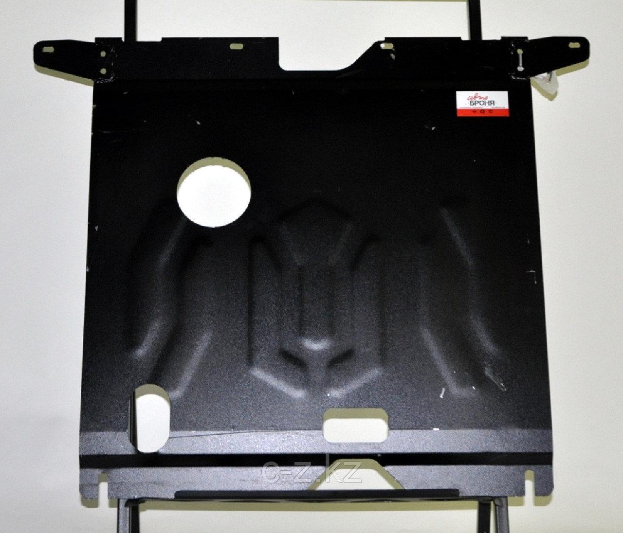 Стальная защита картера и КПП Hyundai Sonata, 2010-н.в.