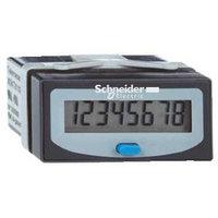 Zelio Count -Счетчики, гамма простых устройств с функциями индикации и ввода данных, счетчиков часов и событий