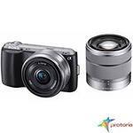 Sony NEX C3D E18-55mm F3.5-5.6 +E16mm F2.8