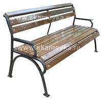 Скамейка удобная