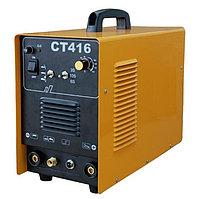 Сварочный инвертор 3 в 1 (ручная / аргонодуговая / плазморез) CT416