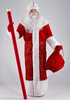 Костюм Дед Мороза. Пошив