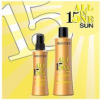 Набор All In One Sun многофункциональный шампунь 250 мл. и маска- спрей 150 мл. после пребывания на солнце