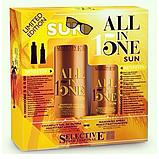 Набор All In One Sun многофункциональный шампунь 250 мл. и маска- спрей 150 мл. после пребывания на солнце, фото 2