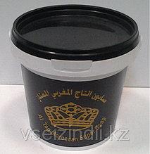 Марокканское черное мыло, 600гр