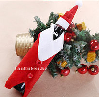 Чехол на бутылку (Christmas gifts) новогодний
