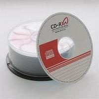 Диски  CD-R. DVD-R