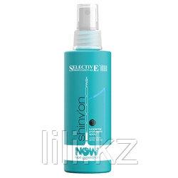 Спрей- блеск для волос защитный Selective Shiny On 150 мл.