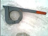 Ключи трубные шарнирные, фото 2