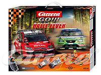 """Гоночная трасса Каррера Go """"Rally Fever"""" 10м, 286х146см, фото 1"""