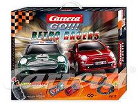 1/43 Retro Racers (3,6 m) Carrera