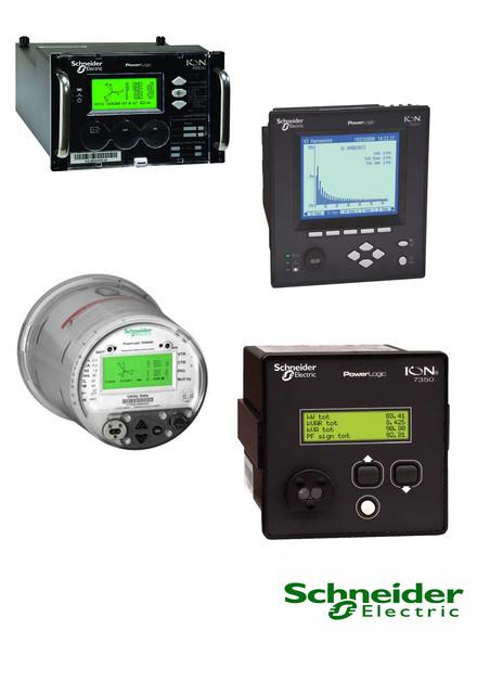 Системы контроля и учёта электроэнергии PowerLogic