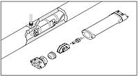 Компактный узел подключения питания C-150-E