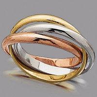Обручальное кольцо Картье - изготовление.