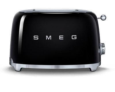 Тостер Smeg TSF01BLEU(черный)