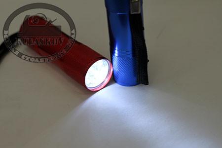 Фонари светодиодные, 2 штуки