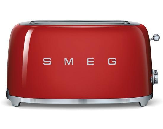 Тостер Smeg TSF01RDEU (красный)